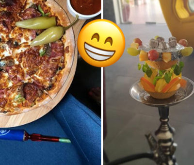 There's A New Shisha Cafe In amazing Juffair localbh