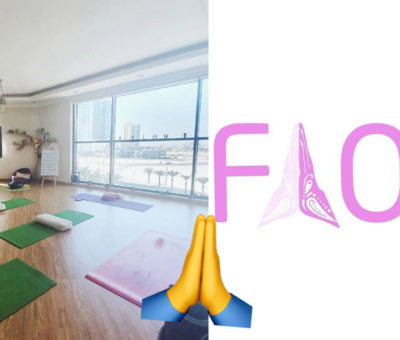 Do yoga with your friends in unique Bahrain news and events localbh