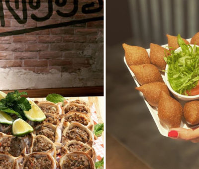 Lebanese Street Food in Bahrain