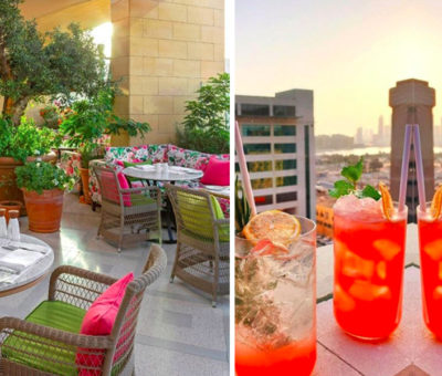 This Outdoor Terrace Is Rooftop Garden Goals And You Need To Chill Here Localbh
