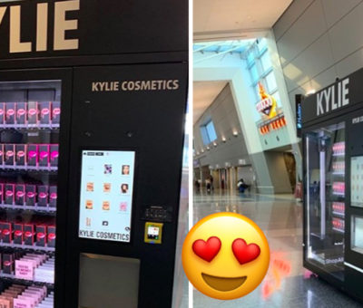 Kylie Jenner Is Selling Her Makeup In Vending Machines Local news Bahrain