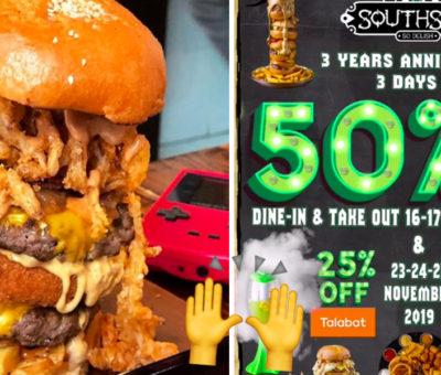 Southside restaraunt`s menu is 50% off Local Bahrain news