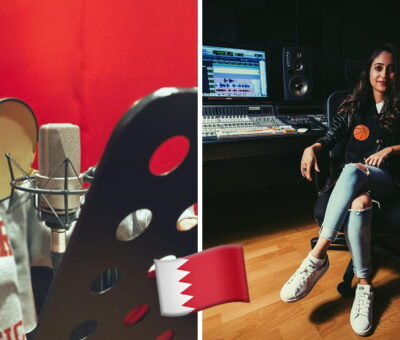 Producer And Composer Sarah Nabil