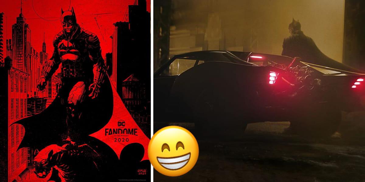 2021 Batman Trailer