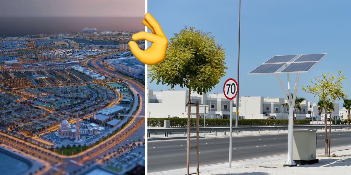 Solar Energy Trees Bahrain