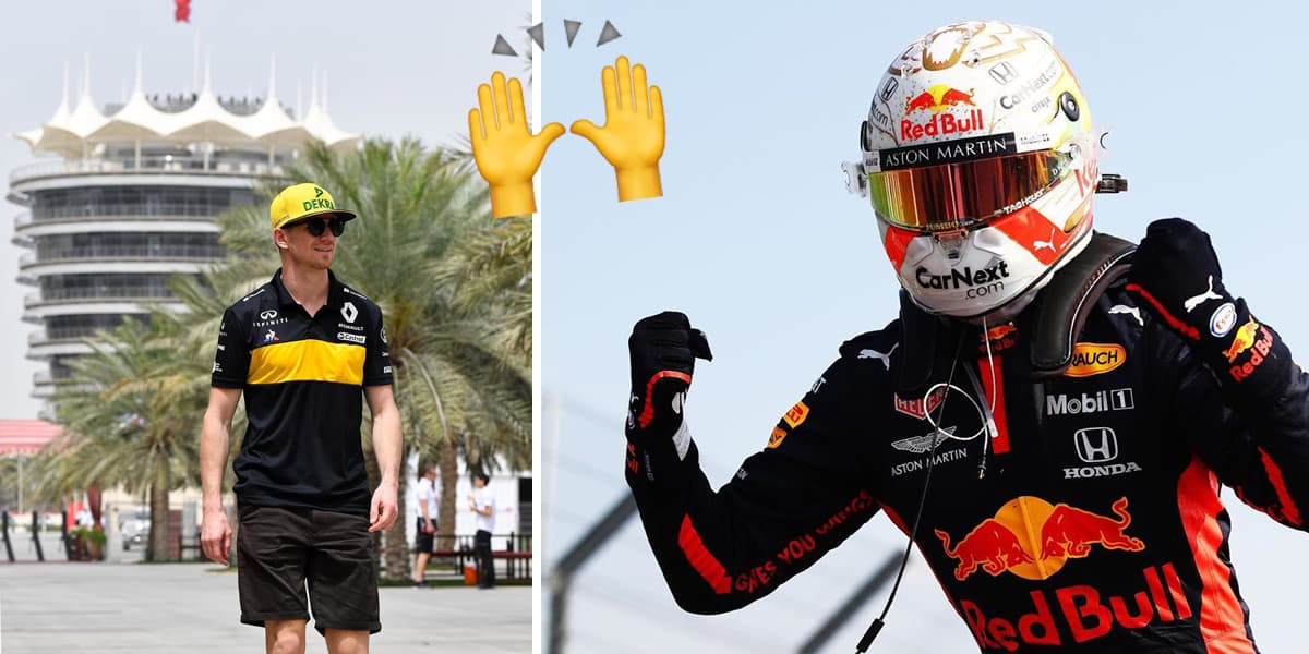 F1 Returns To Bahrain