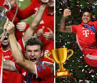 Bayern-Munich UEFA Champions League