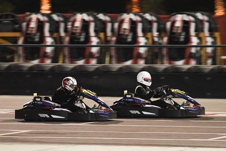 Karting Races localbh
