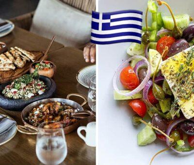 Greek Food Bahrain