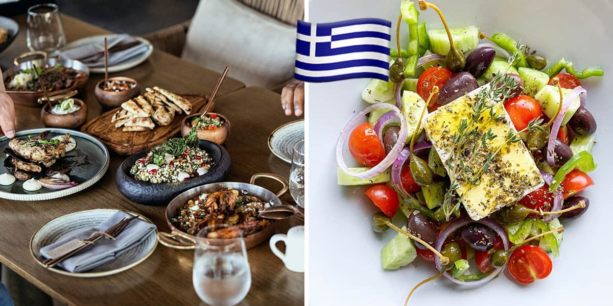 Greek Food Bahrain