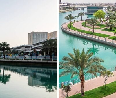 Outdoor Dining At The Lagoon Amwaj Is Reopen