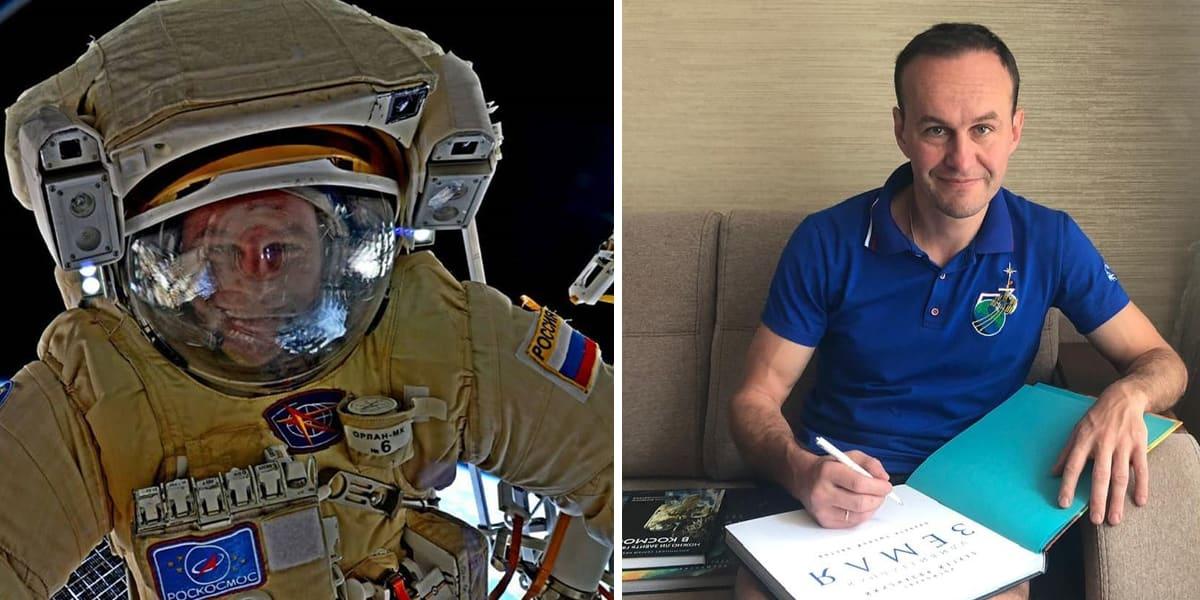 Virtual Talk With Russian Astronaut Sergey Ryazanskyi