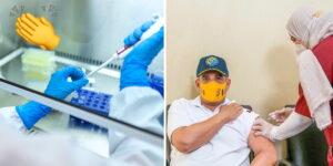 Crown Prince Salman Bin Hamad Al Khalifa COVID Vaccine