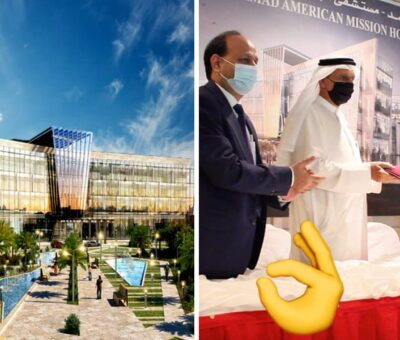 First Solar-Powered Hospital