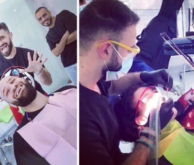 Music-Loving Dentist Bisher Abotouk