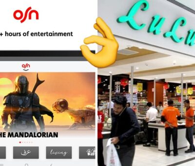 Free OSN Subscription for Buying TV At LuLu