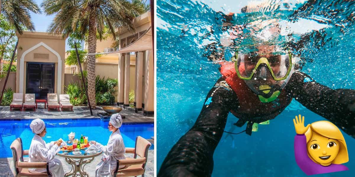 Weekend In Bahrain September 17-19