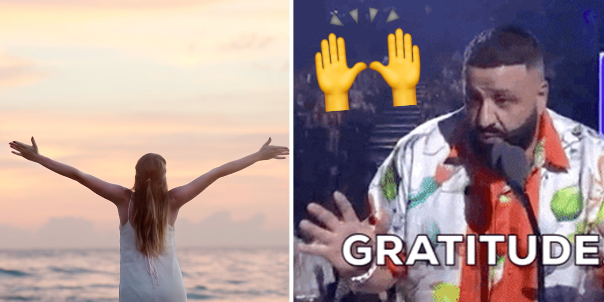 World Gratitude Day Celebrate