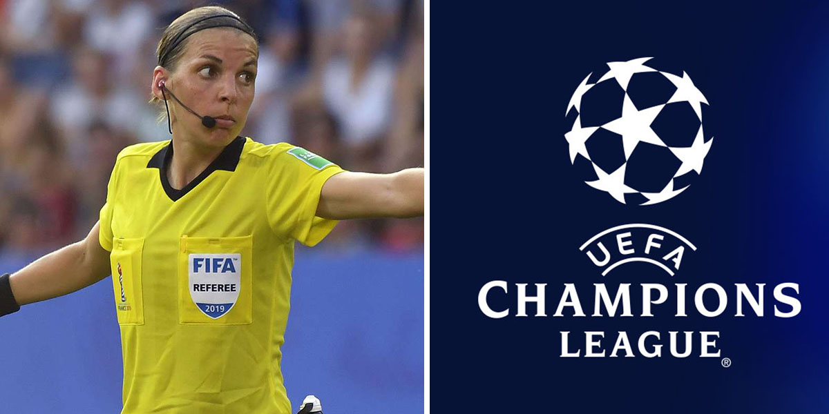 The First Female Referee Is Taking Charge In The UEFA Champions League  Tomorrow - Local Bahrain
