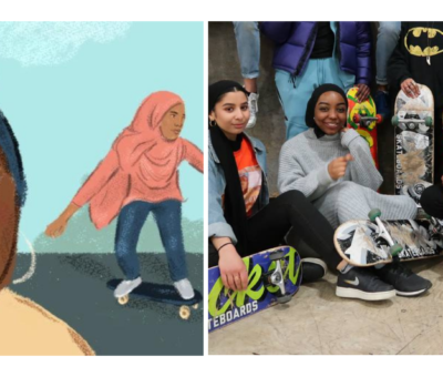 muslim skater crew