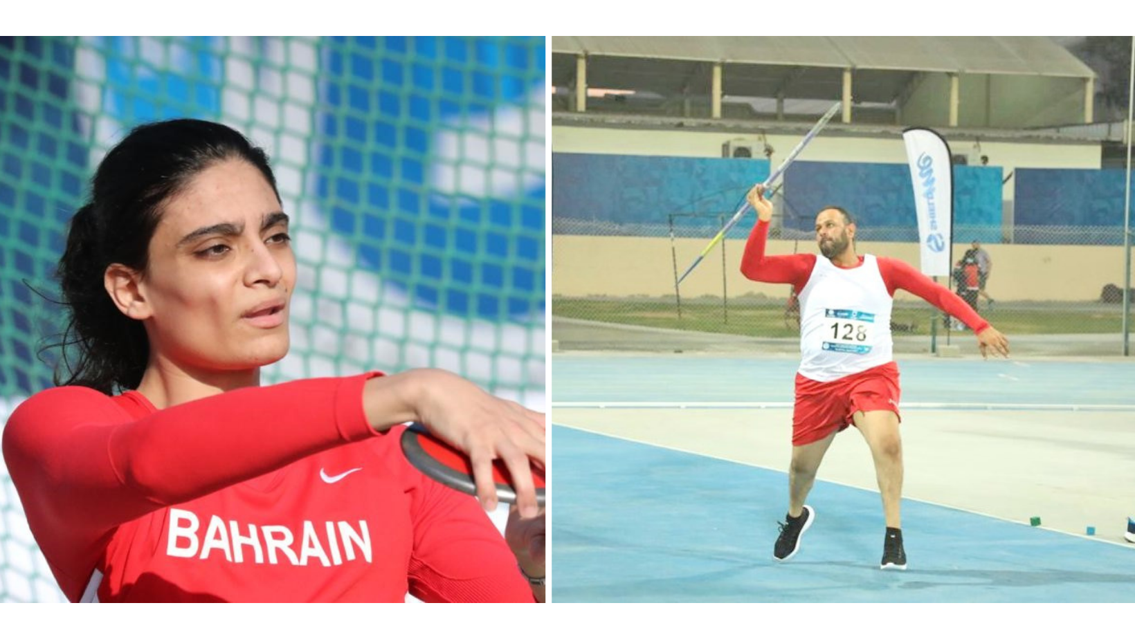 Bahraini Paralympian's stellar performance