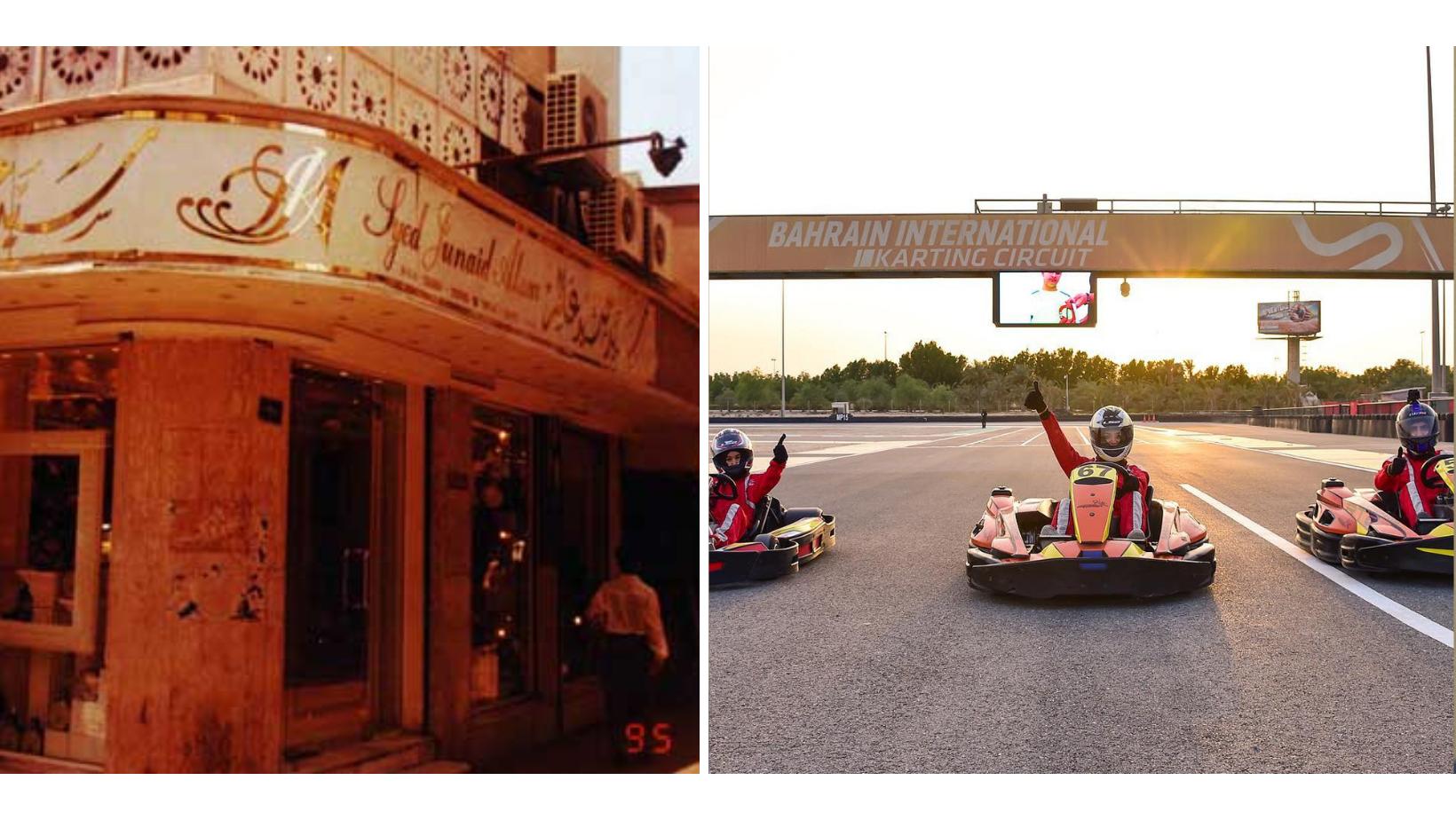 Junaid Perfumes and Karting at BIC