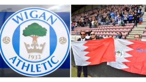 Bahraini chairman at Wigan athletic