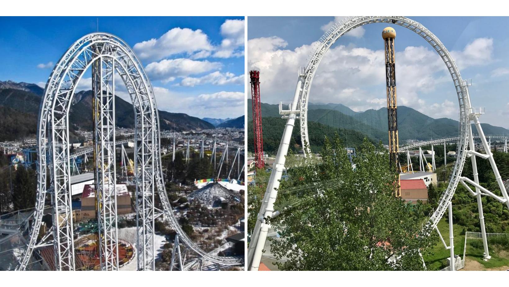 Do Dodonpa rollercoaster shut down