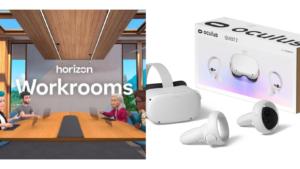 Horizon Workrooms from Facebook