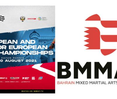 Bahrain at European MMA Championship