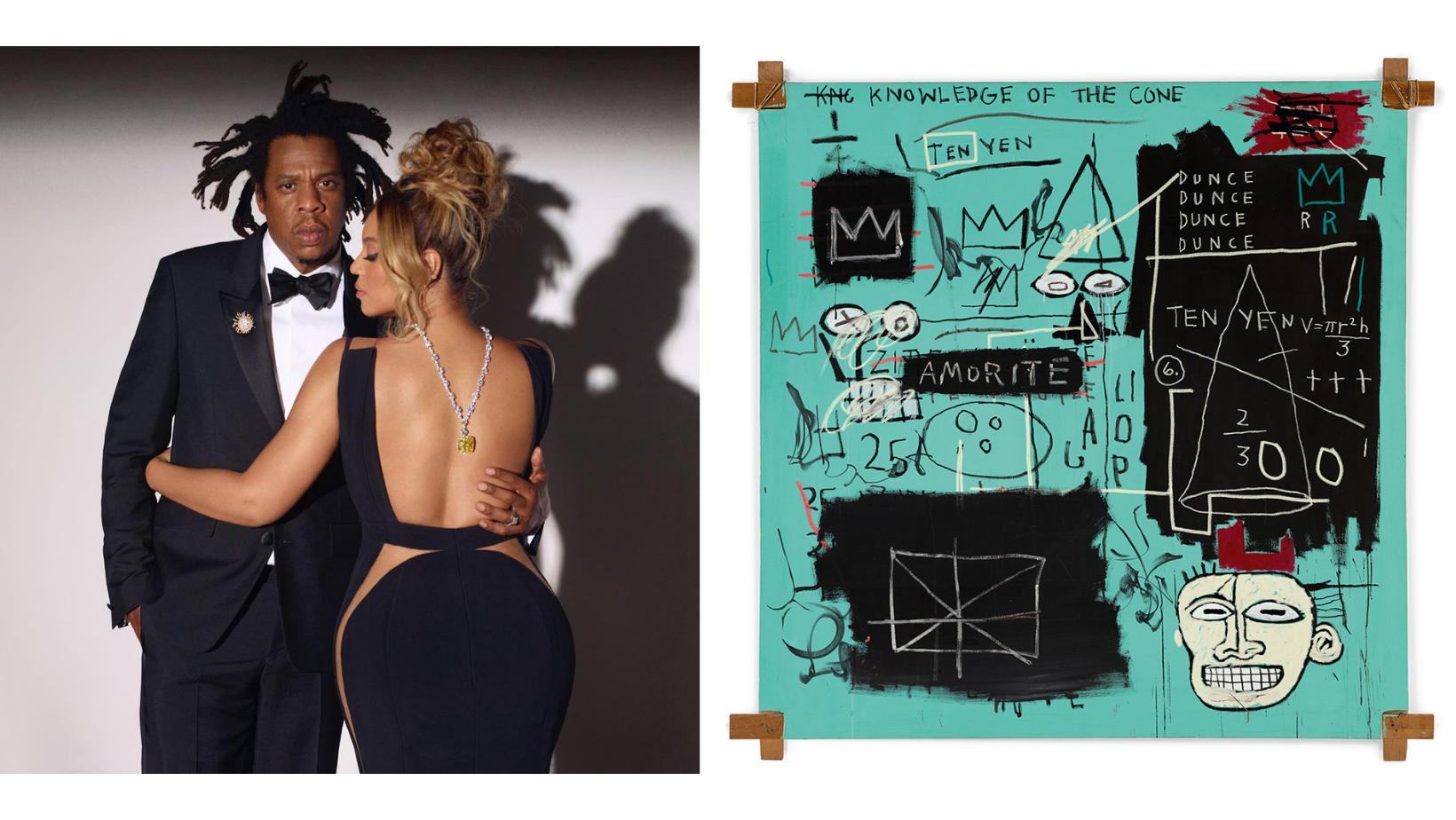 Jay-Z & Beyoncé for Tiffany's
