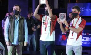 Bahraini Duo at Esports Tournament