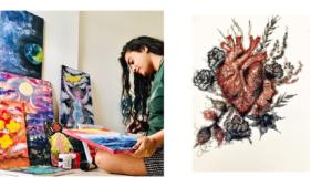 Local Artist in Spotlight: Shalini Pillai