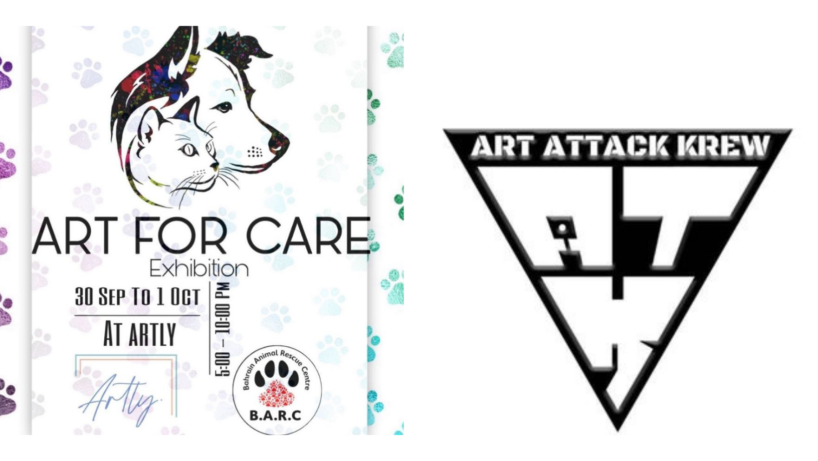 New ATK Exhibition with BARC