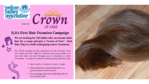 Get your hair cut for a good cause