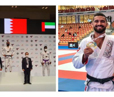 Bahraini Martial Artist wins 4th gold