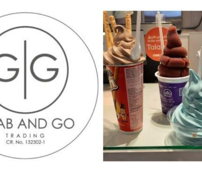 Grab and Go soft serve