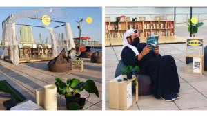 Library at Marassi Beach