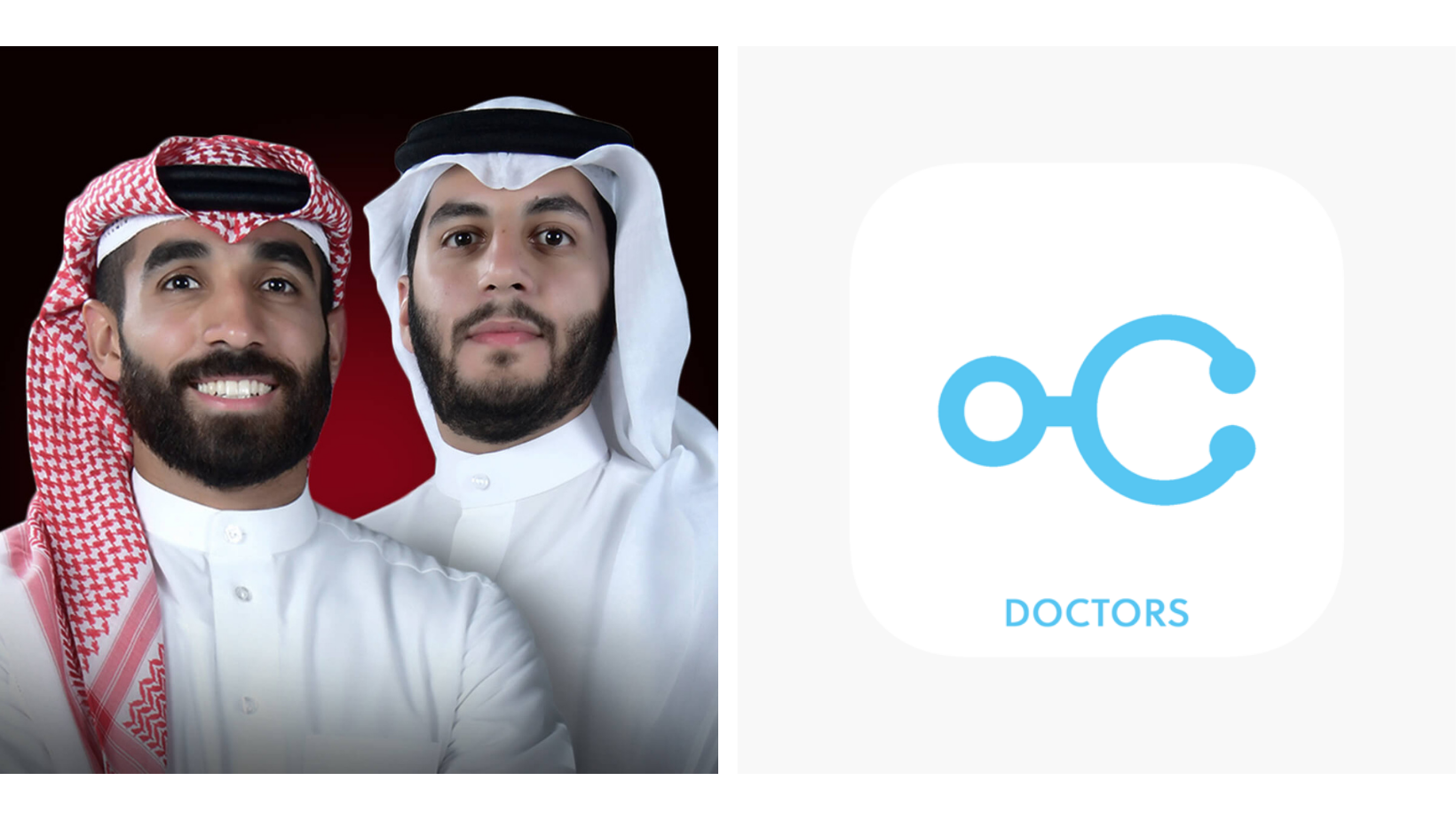 Doctori App founders Forbes 30 under 30