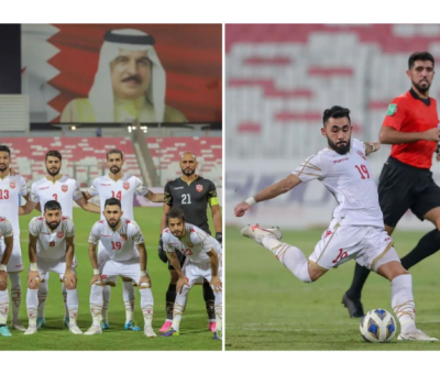 Bahrain defeats Haiti 6-1