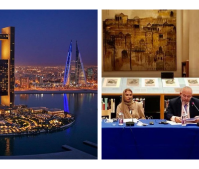 Bahrain at G20 Interfaith Forum