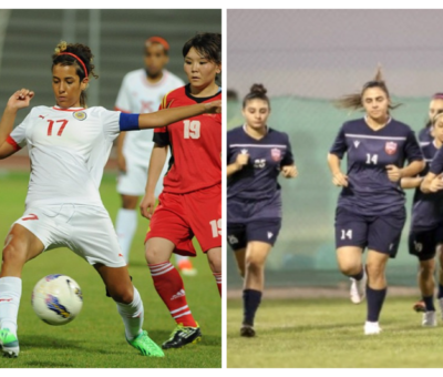 Bahrain's Women's Football Team