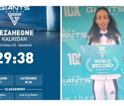 Bahrain World Record